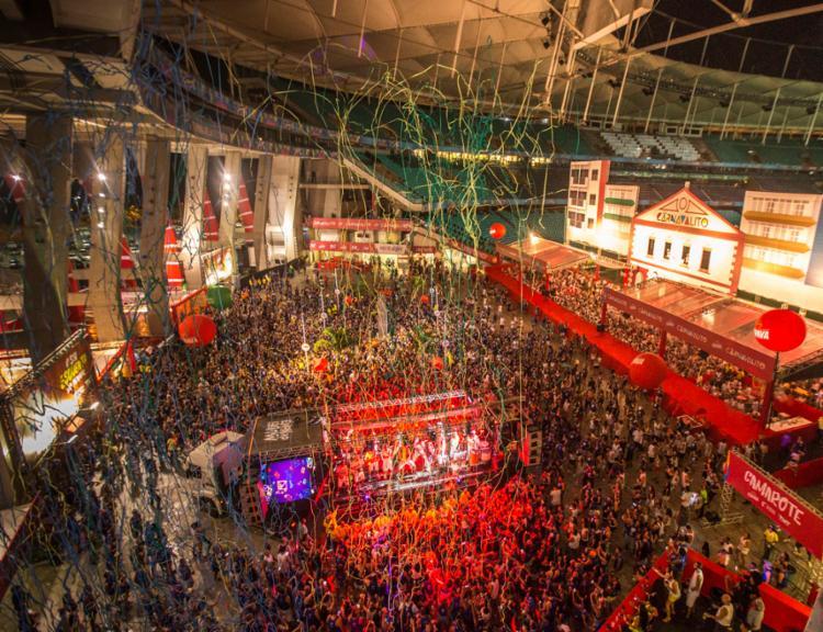 Carnavalito 2020 irá acontecer nos dias 22 e 24 de fevereiro - Foto: Bruno Barretto | Divulgação