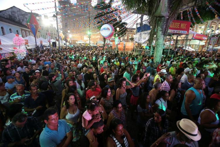 As apresentações vão ocorrer no mês de junho em Salvador e Região Metropolitana - Foto: Luciano Carcará | Ag. A TARDE