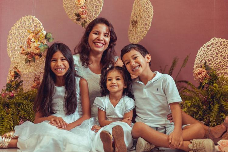 Cada vez mais mulheres conciliam a maternidade com o empreendedorismo - Foto: Arquivo Pessoal | Senhoritas Fotografia