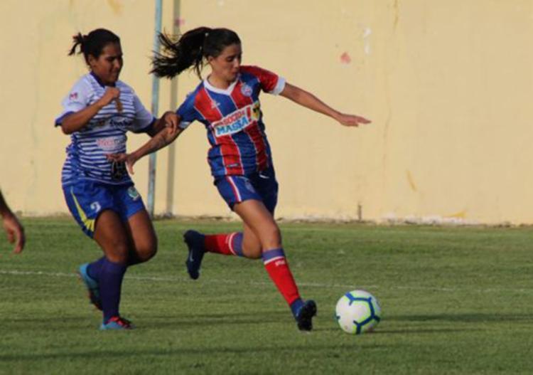 Bahia Lusaca foi primeiro colocado no Grupo 3 com 4 triunfos e um empate - Foto: Divulgação | EC Bahia