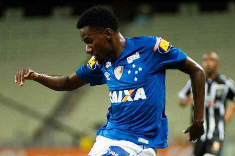Pela equipe sub-20 da Raposa em 2018, Marcelo fez 13 jogos e marcou seis gols - Foto: Bruno Haddad   Cruzeiro