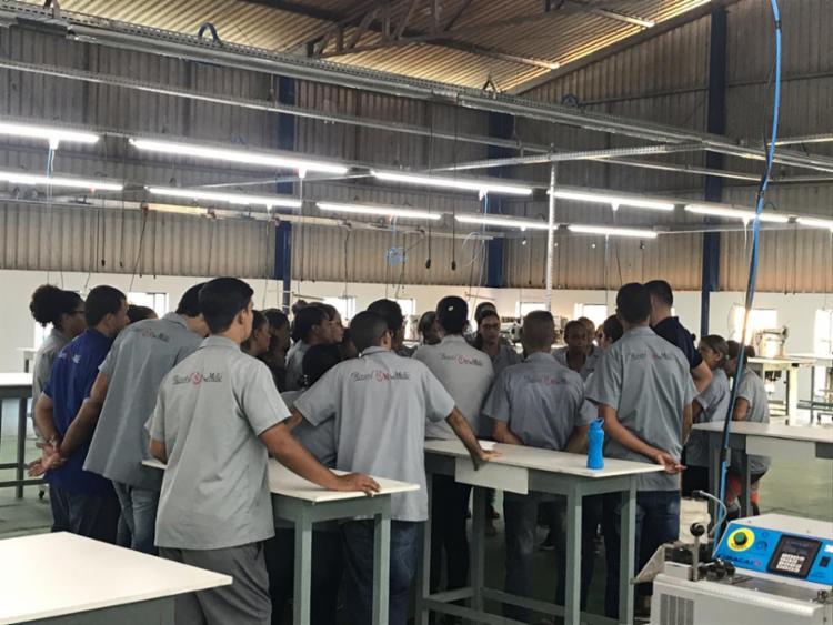 A nova planta da Suzana Santos contou com investimentos na ordem de R$ 4 milhões - Foto: Divulgação