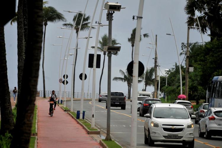 Avenidas Oceânica e Paralela são as que mais registraram ocorrências - Foto: Felipe Iruatã | Ag. A TARDE