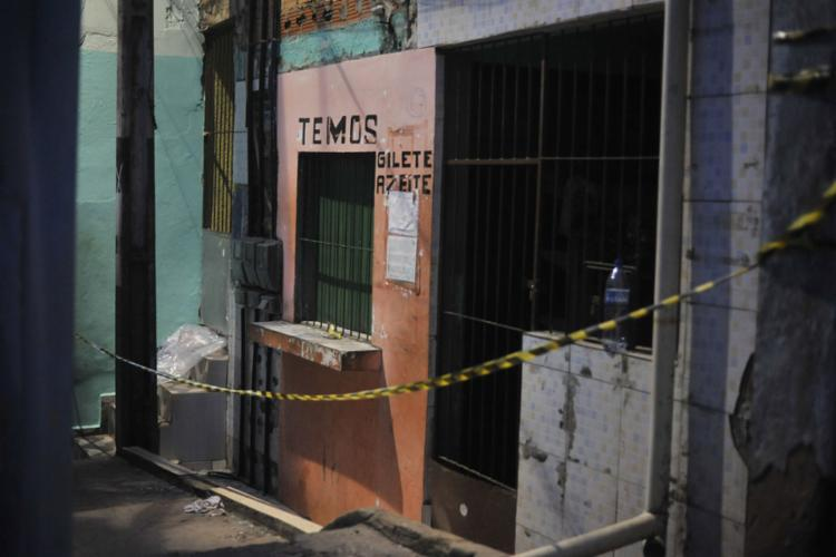 Explosão aconteceu no dia 12 de abril, no Vale das Pedrinhas - Foto: Felipe Iruatã l Ag. A TARDE