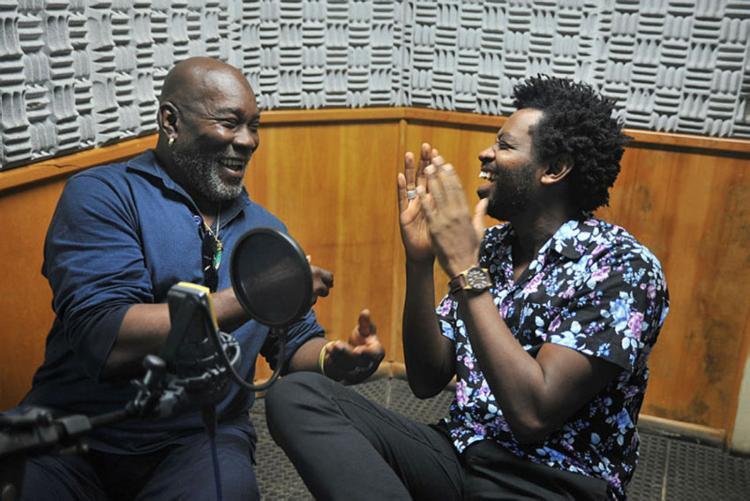 Artistas baianos participaram do programa Conversa Brasileira na A TARDE FM - Foto: Felipe Iruatã | Ag. A TARDE