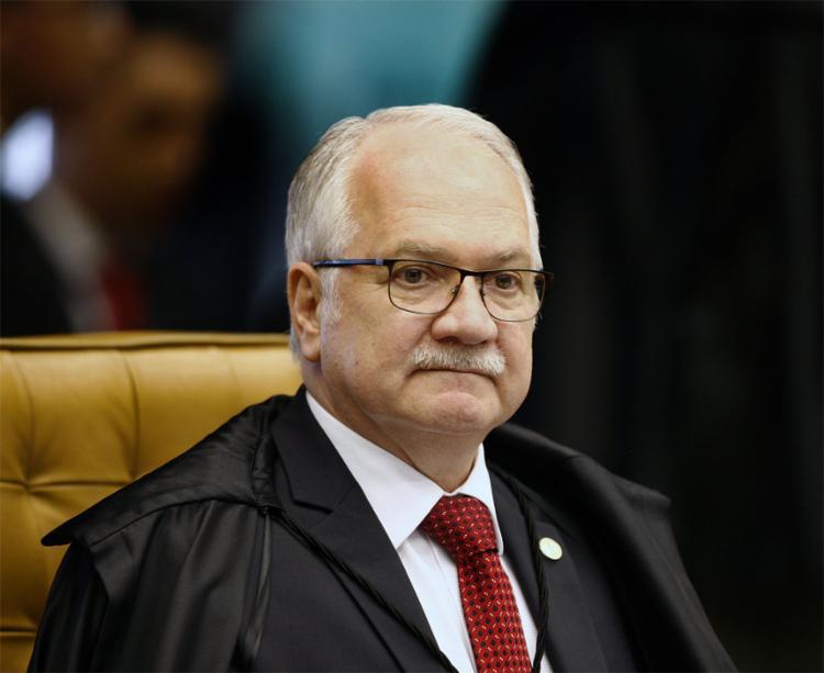 Para o ministro do STF, vendas de ativos são condicionadas ao processo de licitação - Foto: Rosinei Coutinho l SCO l STF l 23.5.2019