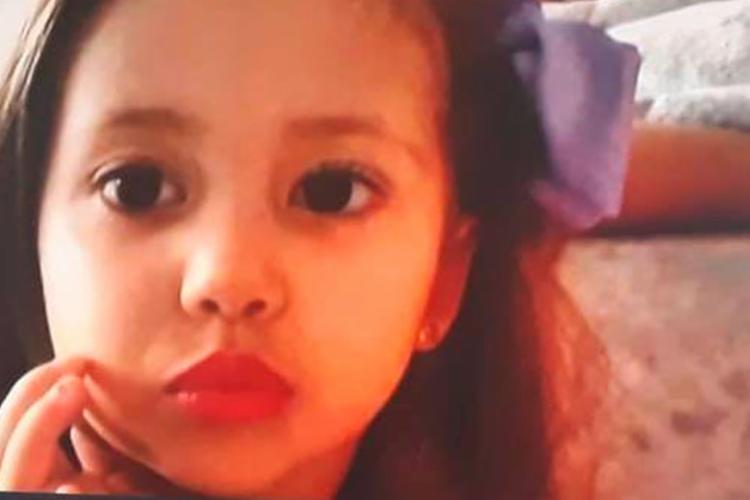 Samile chegou a ser internada no Hospital Estadual da Criança (HEC) - Foto: Reprodução | Acorda Cidade