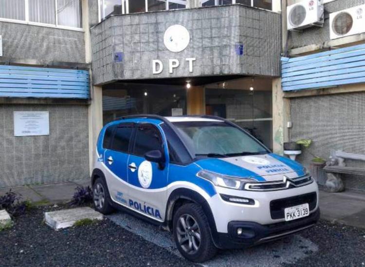 Corpo da vítima foi encaminhado para o Departamento de Polícia Técnica (DPT) - Foto: Reprodução | Acorda Cidade
