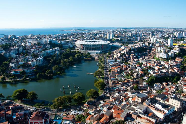 O torneio terá 26 jogos em seis estádios de cinco capitais, entre elas Salvador - Foto: Alessandra Lori l Ag. A TARDE l 11.4.2014