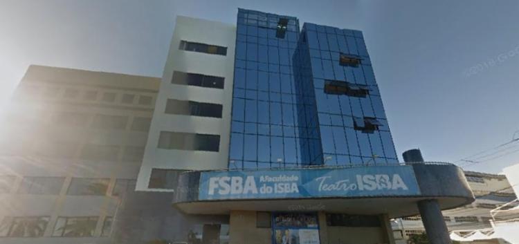 O evento está para acontecer às 19h, no prédio Central da instituição, em Ondina - Foto: Reprodução | Google Street View