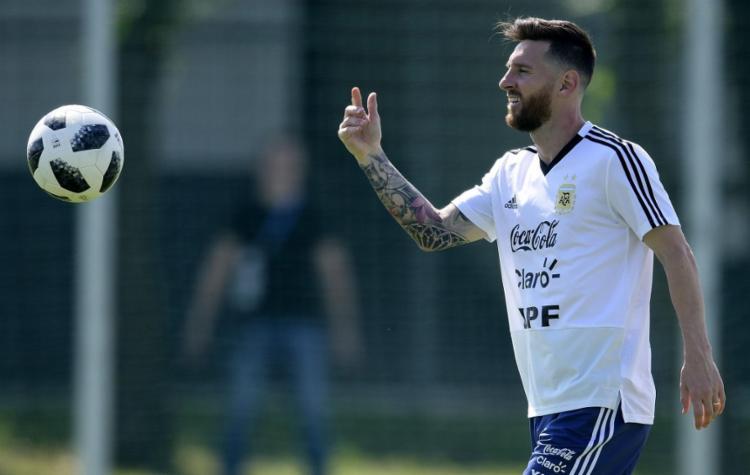 Argentina tentará encerrar um incômodo jejum de 26 anos sem títulos com a sua seleção principal - Foto: Juan Mabromata   AFP