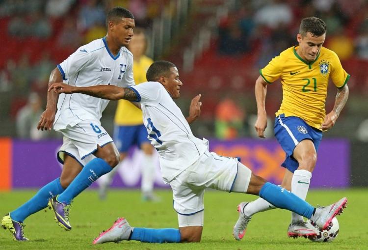 Brasil e Honduras já enfrentaram seis vezes, com três vitórias da seleção Canarinho e uma dos hondurenhos - Foto: Rafael Ribeiro | CBF