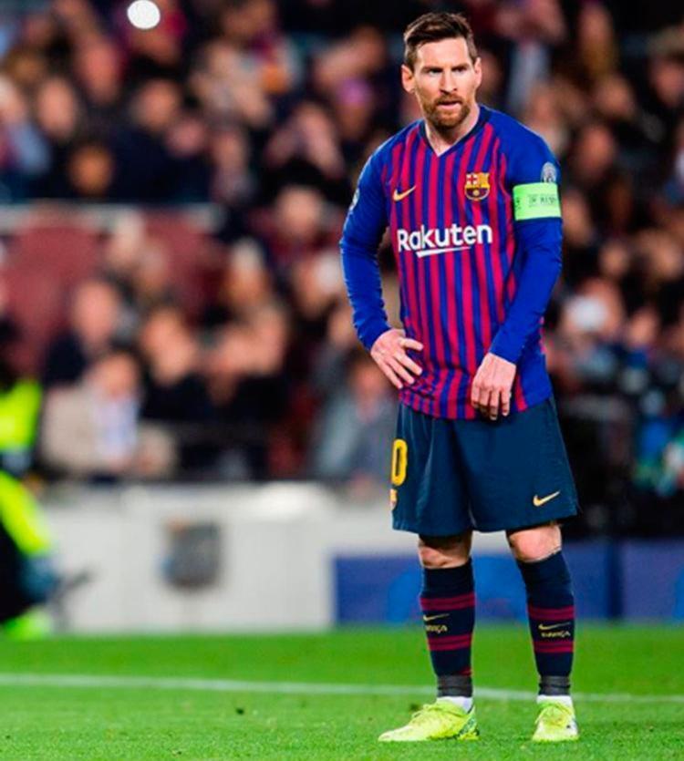 Barcelona vai defender nesta quarta-feira uma invencibilidade de 31 jogos - Foto: Reprodução | Instagram