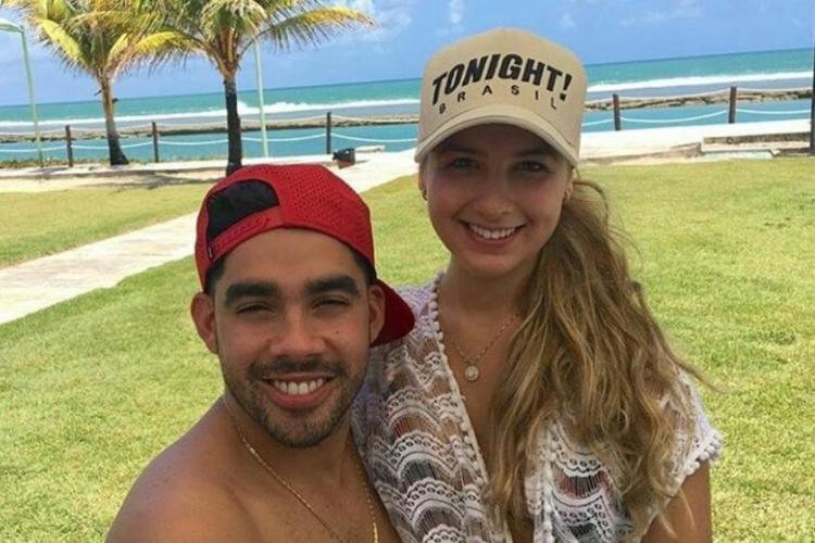 Namorada do cantor completa 25 anos - Foto: Reprodução   Instagram