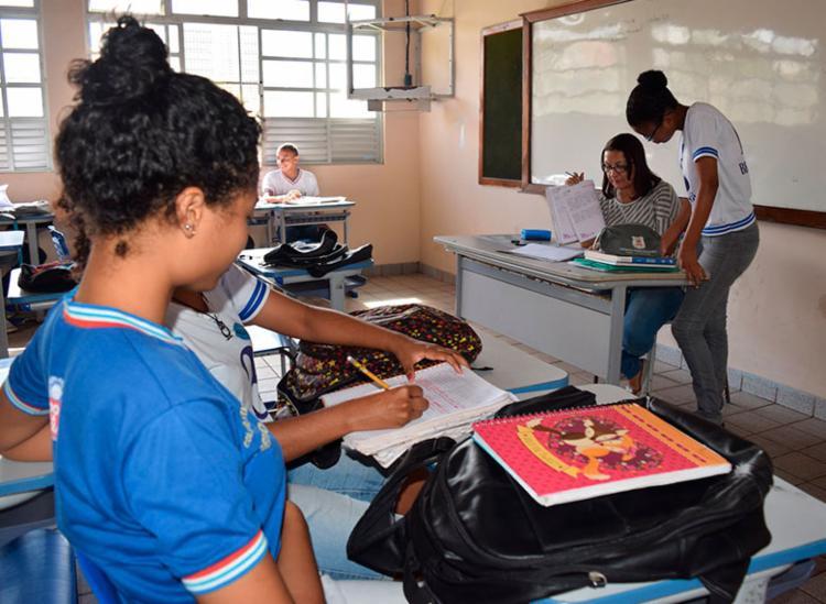 Serão beneficiados 22.763 professores e coordenadores pedagógicos na Bahia - Foto: Divulgação   Secom   Claudionor Jr