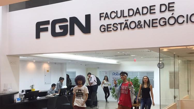 A estrutura móvel da Fundação estará no estacionamento externo da faculdade - Foto: Divulgação | FGN