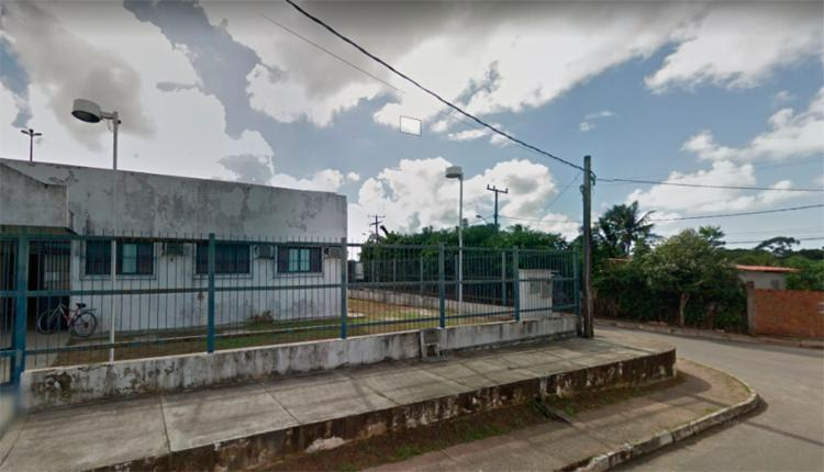 Caso aconteceu no terreno ao lado da Unidade de Saúde da Família do Ceasa I - Foto: Reprodução | Google Maps