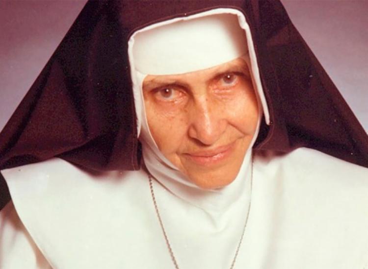 Beata será canonizada por conta de segundo milagre confirmado - Foto: Reprodução | Site da Osid