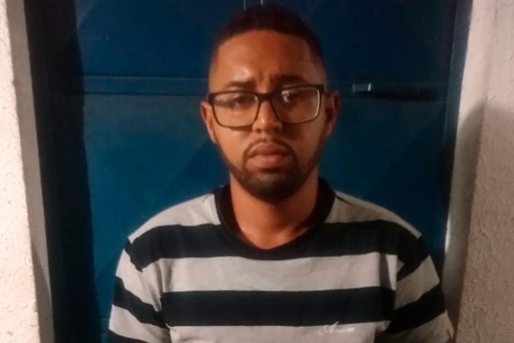 Rafael Ferreira teria tentado fugir após abordagem da polícia - Foto: Divulgação | SSP-BA
