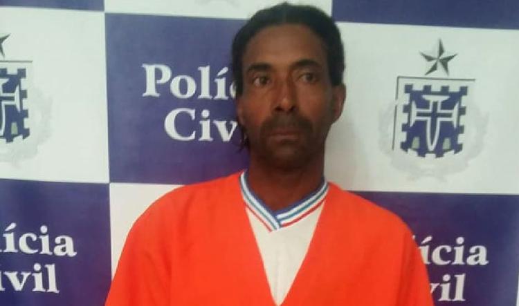 Jocélio Pereira da Silva estava com um mandado de prisão preventiva em aberto - Foto: Divulgação l Polícia Civil
