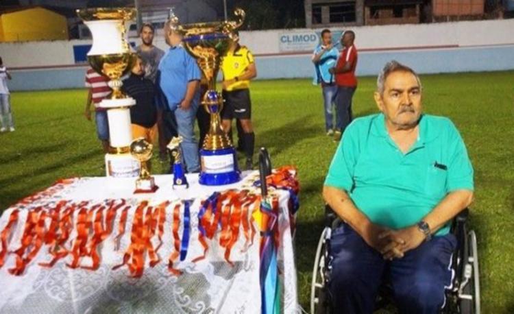 Juracy desenvolvia políticas públicas para fortalecer o esporte na Bahia - Foto: Divulgação | FBF