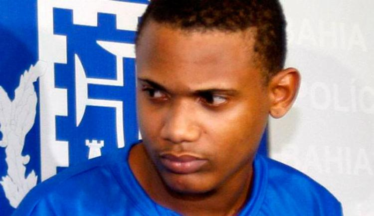 Cleverson foi preso no dia 5 de agosto de 2013 - Foto: Divulgação