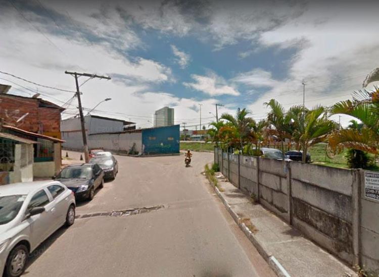 Chacina aconteceu no bairro Portão, em Lauro de Freitas - Foto: Reprodução   Google Street View