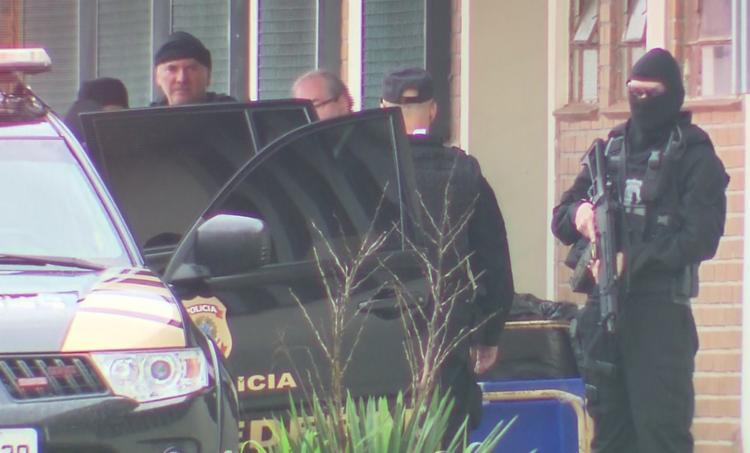Cunha ficará detido no Presídio Pedrolino Werling de Oliveira, Bangu 8 - Foto: Reprodução | RPC