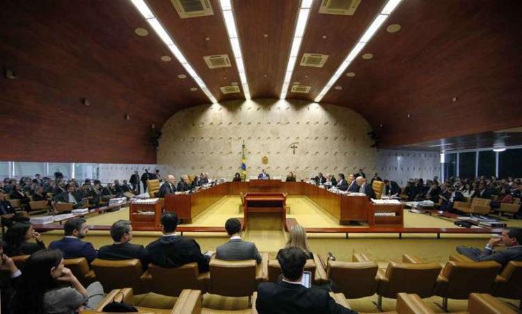 Como só votarão quatro ministros, se houver empate, prevalece o resultado a favor do réu - Foto: Rosinei Coutinho | STF