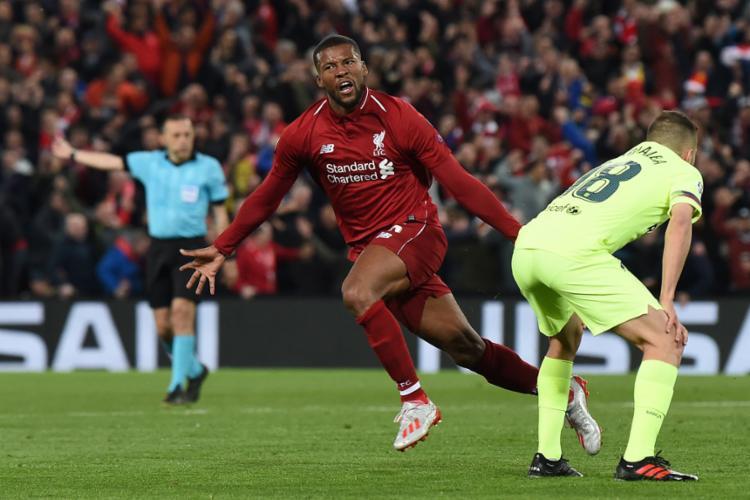 Os Reds vão tentar o sexto título europeu de sua história - Foto: Paul Ellis l AFP