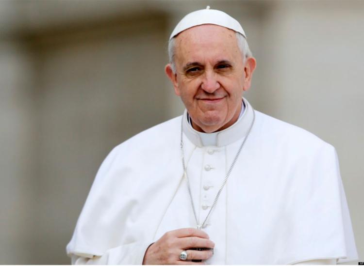 Papa pede ao ex-presidente que não desanime, nem deixe de confiar em Deus - Foto: Andrew Medichini | AFP