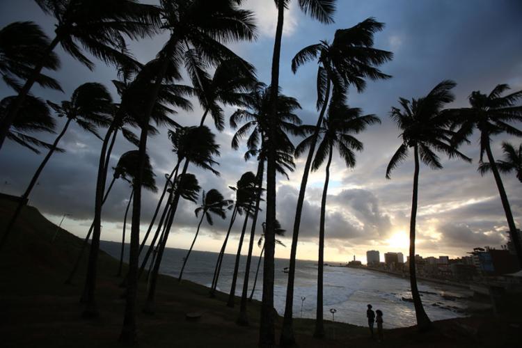 De acordo com Capitania dos Portos da Bahia (CPBA), o fenômeno acontece devido à proximidade do inverno no hemisfério sul - Foto: Joá Souza | Ag. A TARDE
