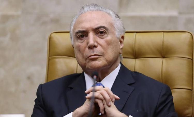 Temer foi solto com base em decisão unânime da Sexta Turma do STJ - Foto: Divulgação
