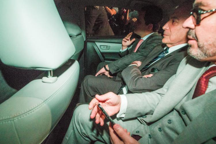 O pedido para a mudança foi feito na última quinta, 9, antes de Temer se apresentar à Polícia Federal (PF). - Foto: Tiago Queiroz l Estadão Contéudo