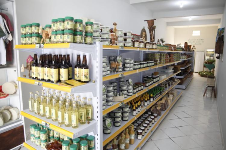 A loja vai beneficiar 72 empreendimentos de 12 cidades da região, que passarão a expor e a vender seus produtos em um local maior, com mais comodidade para atender o público - Foto: Divulgação