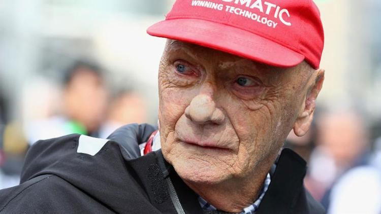 O ex-piloto vinha sofrendo com problemas de saúde há pelo menos um ano - Foto: Mark Thompson l Getty Images
