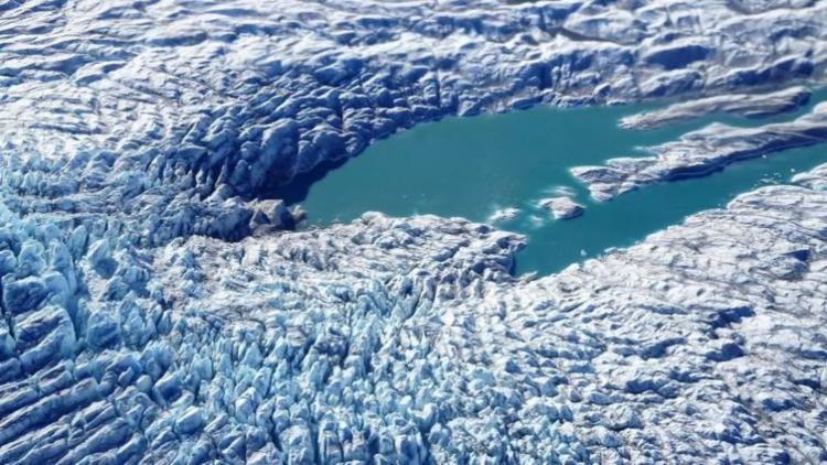 Degelo na Groenlândia e Antártida preocupa cientistas - Foto: Arquivo | Nasa