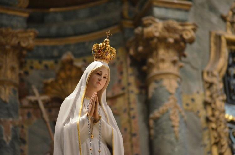 Imagem de Nossa Senhora de Fátima chega em Salvador nesta segunda - Foto: Divulgação