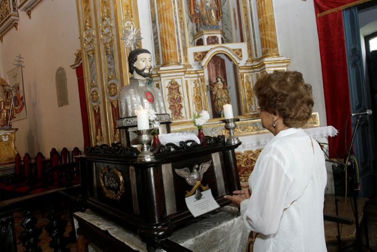 São Francisco Xavier é homenageado em Salvador - Foto: Margarida Neide | Ag. A TARDE | 07/05/2017