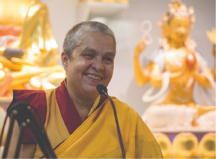 Evento vai contar com a palestra da monja Gen Mudita - Foto: Divulgação