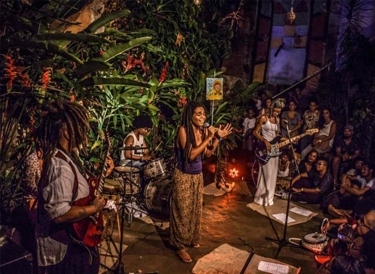 Panteras Negras fará abertura do JAM no MAM neste sábado, 25 - Foto: Divulgação