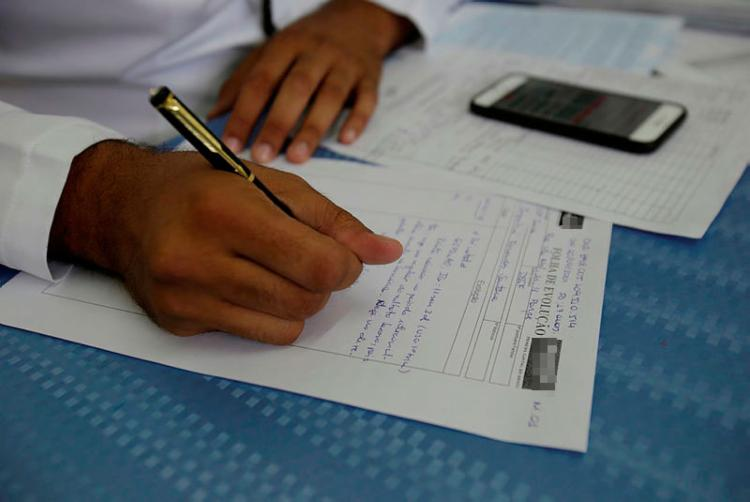 Selecionados irão atuar nas Unidades Básicas de Saúde - Foto: Adilton Venegeroles / Ag. A TARDE
