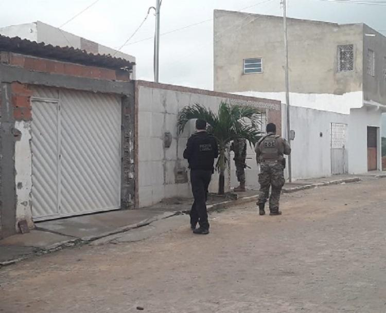 Jean Barroso de Santana Teixeira foi localizado na manhã desta sexta-feira, 3, durante uma operação policial - Foto: Divulgação | SSP-BA