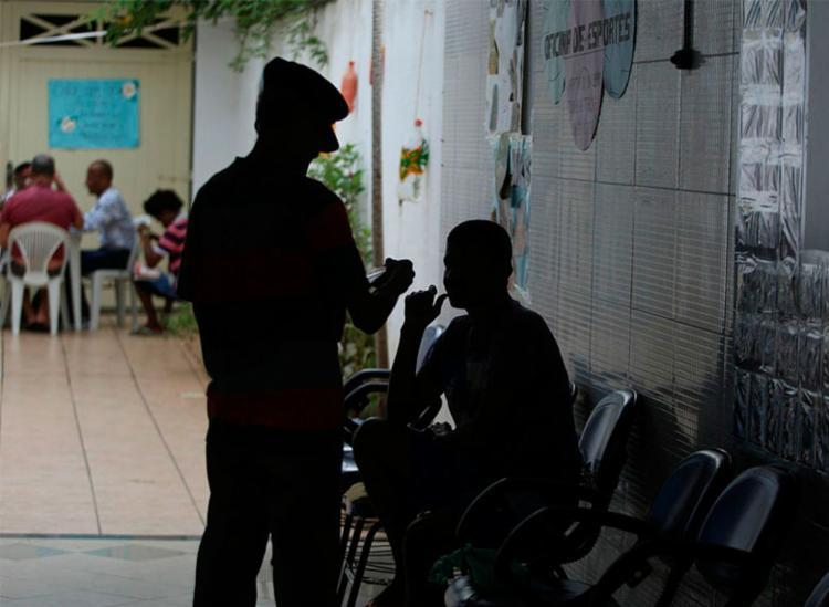 Caps AD Pernambués já vem adotando novas diretrizes da política nacional sobre drogas - Foto: Luciano da Matta | Ag. A TARDE