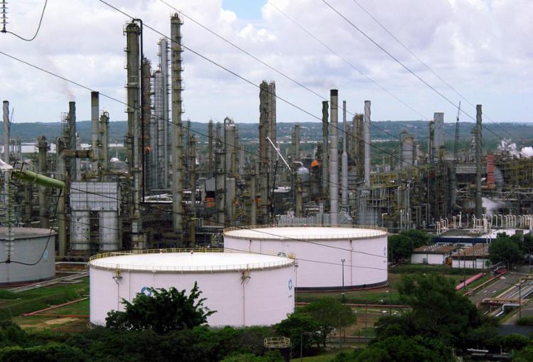 Dinheiro será aplicado em uma unidade de produção de ácido sulfúrico - Foto: Carlos Casaes