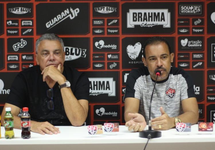 Luciano Oliveira Júnior retorna ao Leão após seis anos - Foto: Divulgação | EC Vitória
