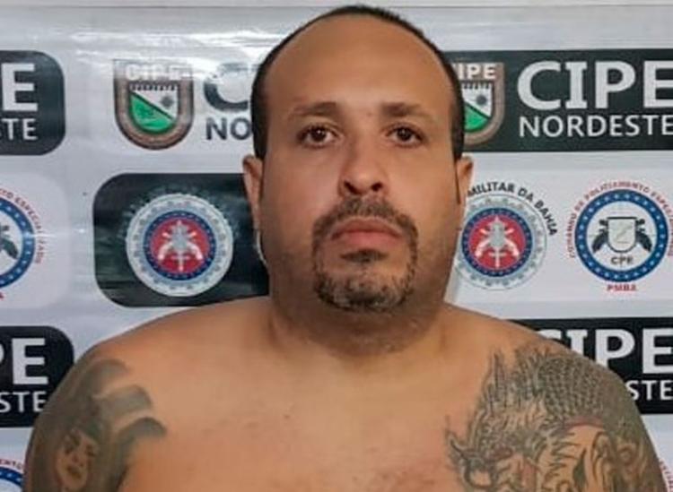 Jadson Silva Soares estava em liberdade condicional - Foto: Jadson Silva Soares