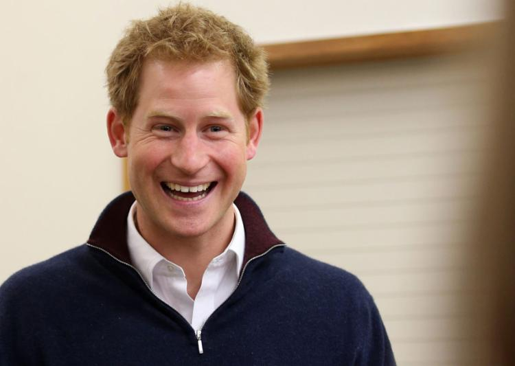 O príncipe Harry e Meghan optaram por não saber o sexo da criança - Foto: Dianne Manson l Pool l AFP