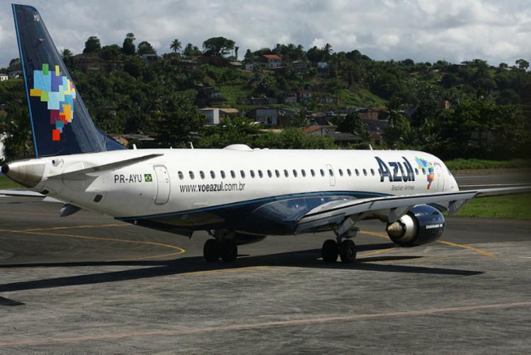 Notificação ocorreu após cancelamento de voo que partiria de Salvador com destino em Ilhéus - Foto: Joá Souza | Ag. A TARDE
