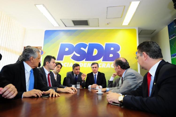 Cúpula do partido divergiu da postura de Fernando Guimarães após ele liderar a formação de um grupo suprapartidário de oposição ao governo de Jair Bolsonaro - Foto: Reprodução   PSDB